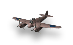 Bristol Beaufighter V