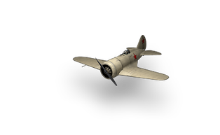 Polikarpov I-16 (early mod.)