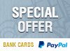 Special Gold Offer Continues: PayPal & Credit Card