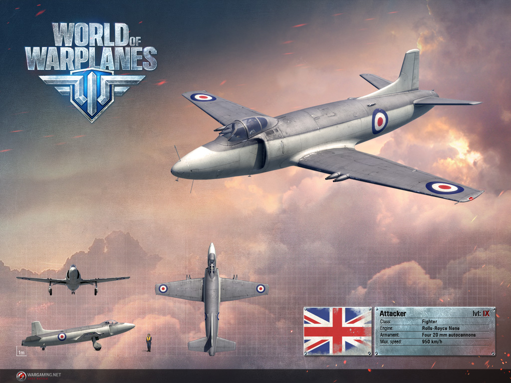 World of Warplanes full screenshot