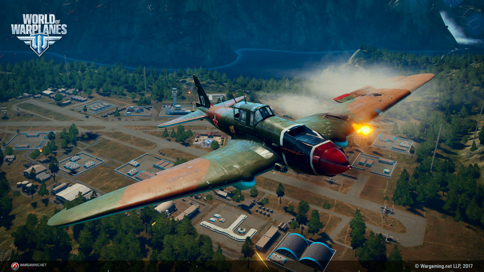 Plane Fighting Games >> World Of Warplanes