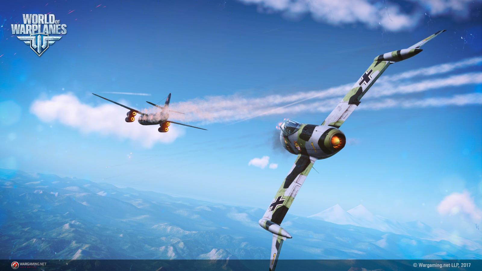 world of warplanes sur mac