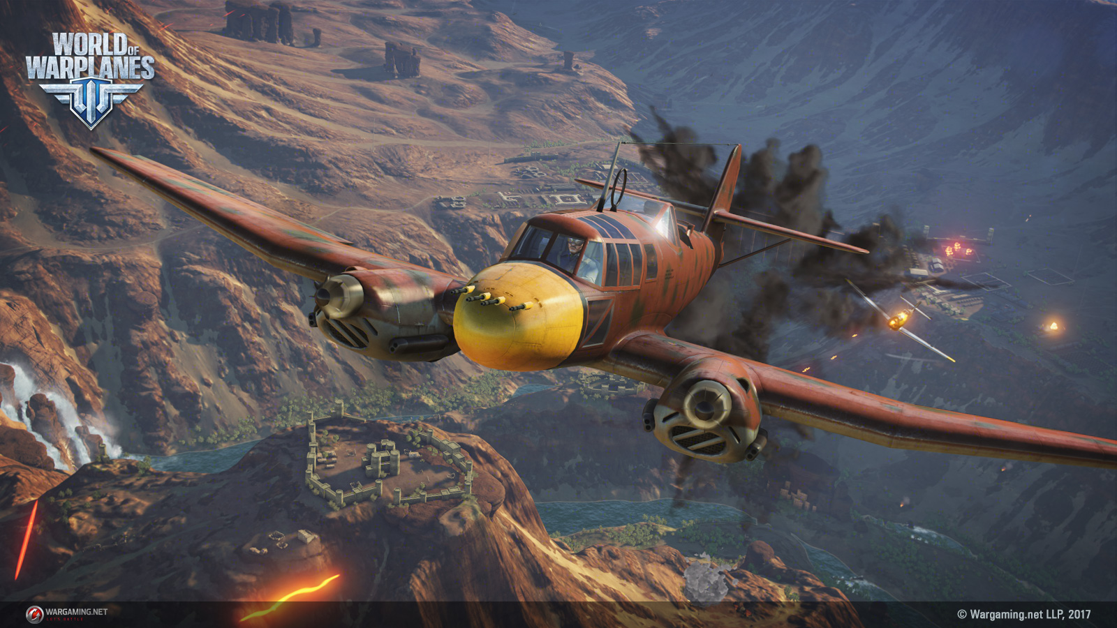 World of Warplanes. System requirements, minimum and not very