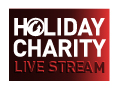 Holiday Charity Livestream