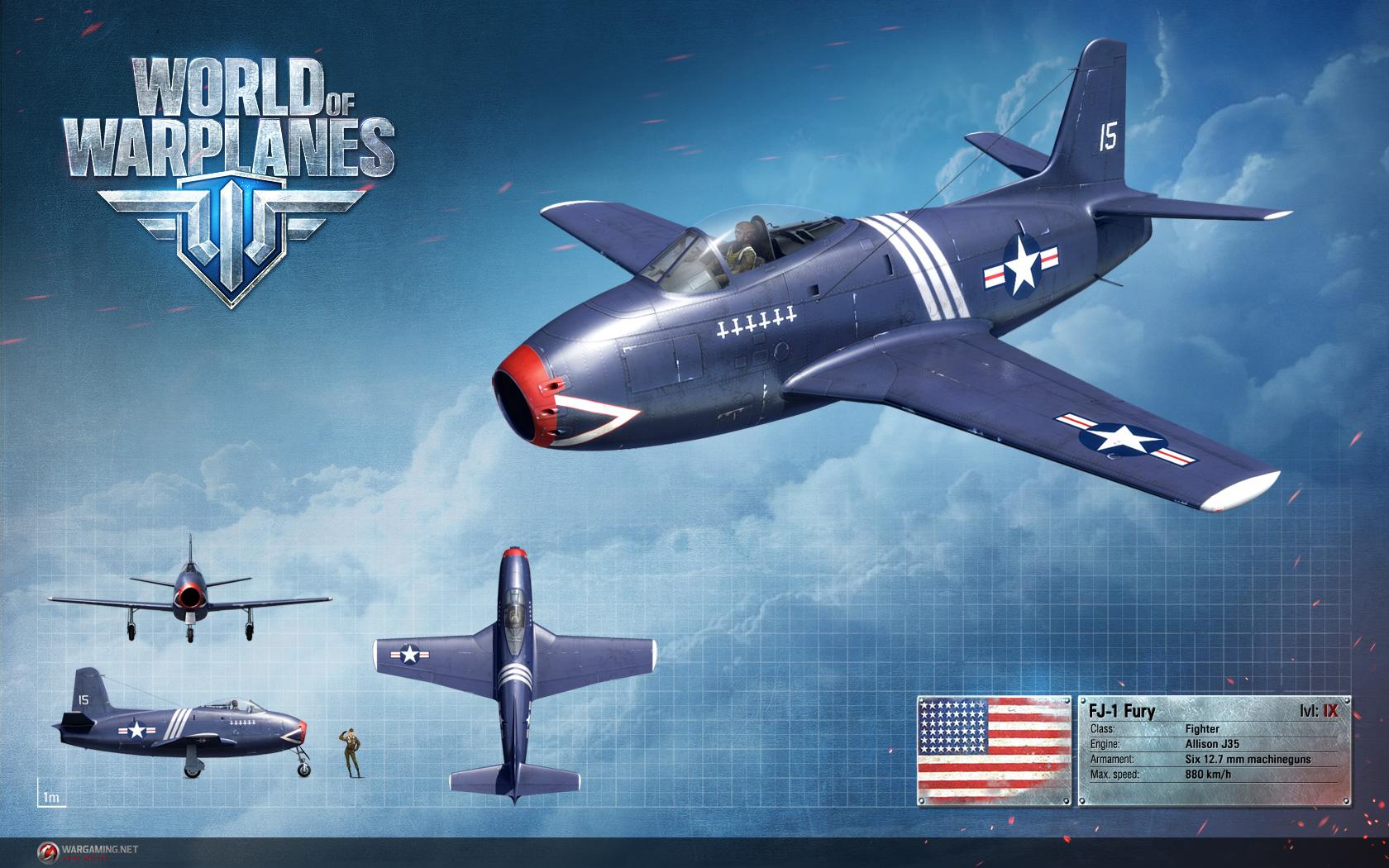North American FJ-1 Fury