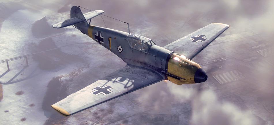 Messerschmitt Bf 109 E Emil