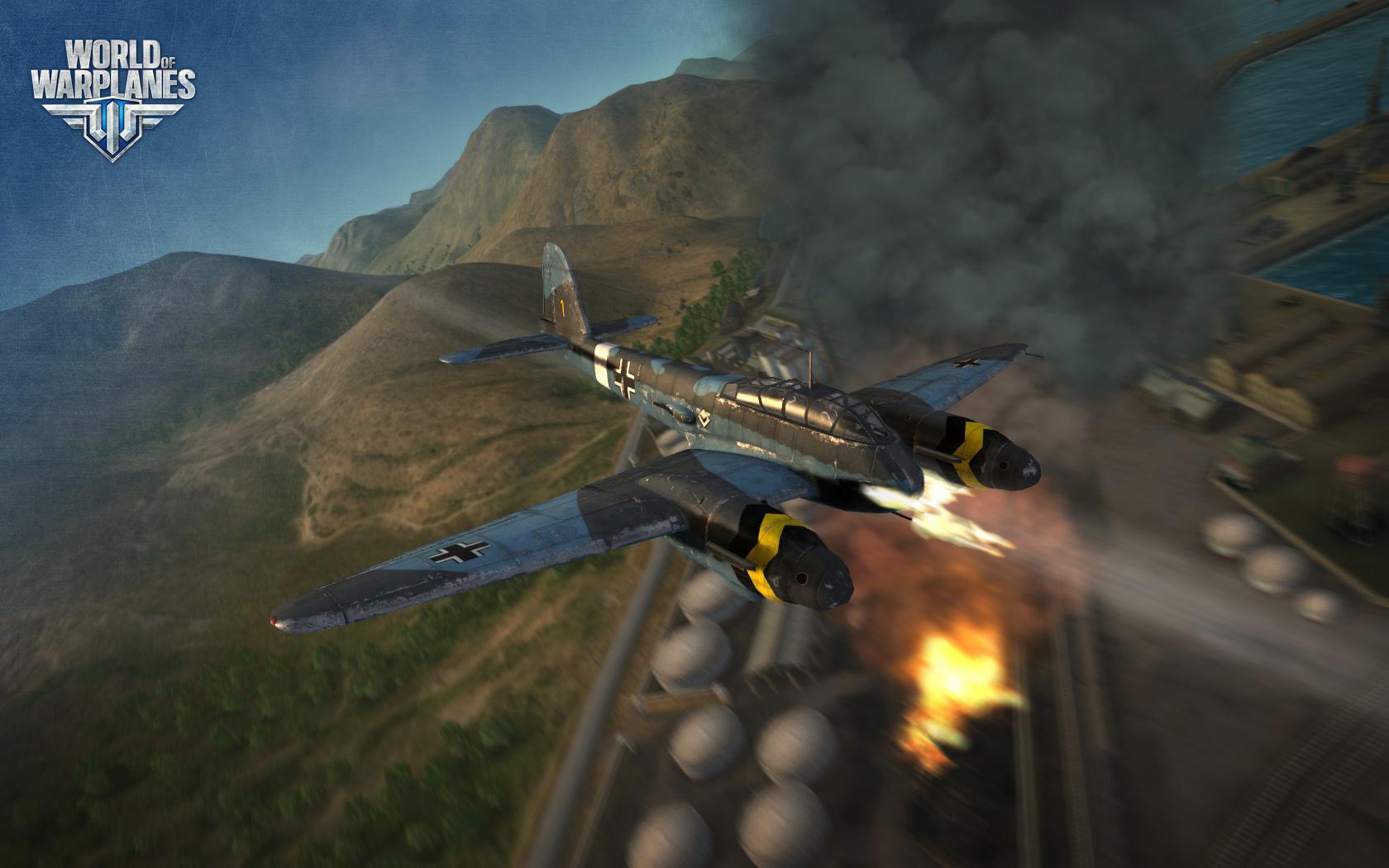 war thunder world warplanes